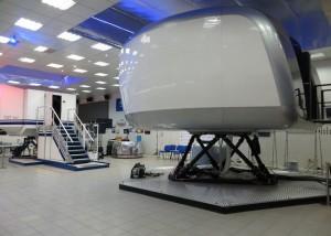 В РФ недавно появился 4-й пилотажный тренажер (FFS)