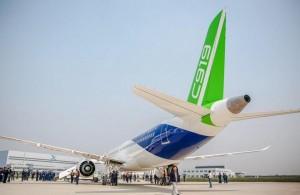 Новую модель авиастроителя «COMAC» оснастят облегченным крылом